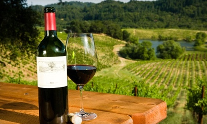 Wine Country Tour Central - Santa Barbara: $179 for a Wine & Horse Estate Tour for Two with Gourmet Lunch from Wine Country Tour Central ($360 Value)