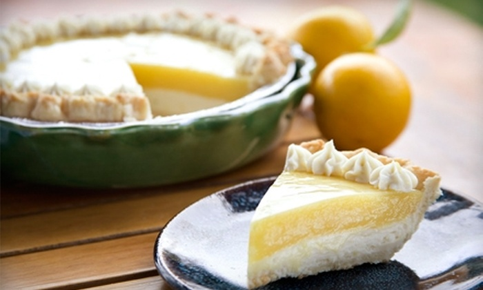 Simply Pies - Goleta: $4 for Two Slices of Pie at Simply Pies ($8 Value)