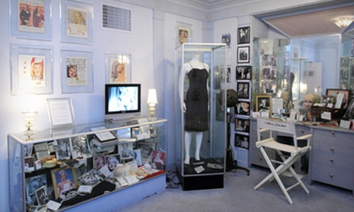 The Hollywood Museum - Hollywood: Visit for Two or Four to The Hollywood Museum (Up to 58% Off)