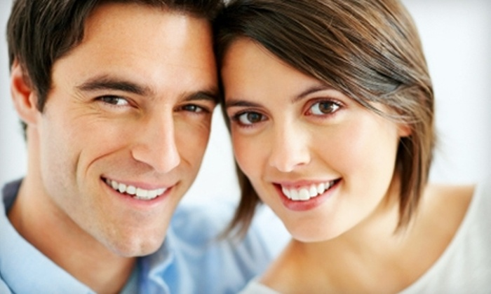 Eunson Family & Cosmetic Dentistry - Chadds Ford: $89 for Dental Exam, Cleaning, and X-rays ($250 Value) or $179 for Zoom! Whitening Treatment ($650 Value) at Eunson Family & Cosmetic Dentistry