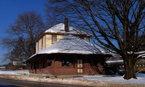 The Stewartstown Railroad: Santa Train Rides on December 5–20