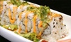 Yotsuba Japanese Restaurant & Bar-Ann Arbor - Multiple Locations: Sushi and Japanese Fare for Dinner or Lunch at Yotsuba Japanese Restaurant & Bar (Half Off