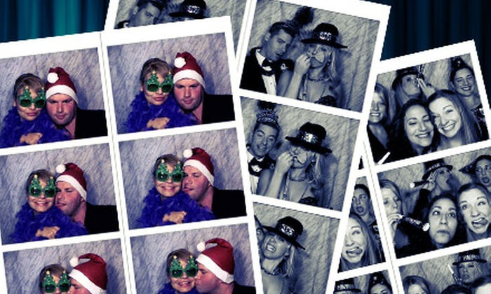 Sound Sensation DJs - Philadelphia: Two- or Three-Hour Photo Booth Rental from Sound Sensation DJs (Half Off)