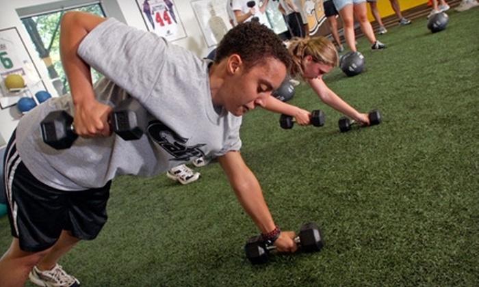 CATZ Pasadena - Pasadena: $49 for 10 Adult Fitness Classes, Plus a Nutrition Consultation at CATZ Pasadena ($275 Value)
