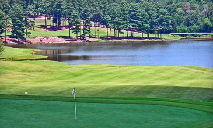 Country Club of Gwinnett - Snellville: One Day of Unlimited Golfing for Two with Cart Rental or 18 Holes of Golf for Four with Cart Rental at Country Club of Gwinnett in Snellville
