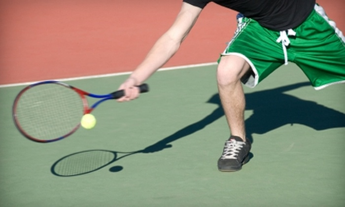 Middle Georgia Tennis - Multiple Locations: $49 for Four-Week Session of Beginner Tennis Lessons at Middle Georgia Tennis ($125 Value)