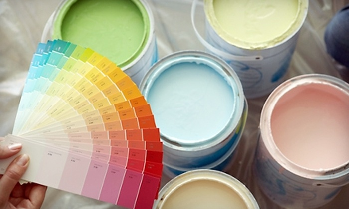 Attention 2 Detail - Boston: $89 for Painting for a Room up to 12'x15' from Attention 2 Detail ($300 Value)