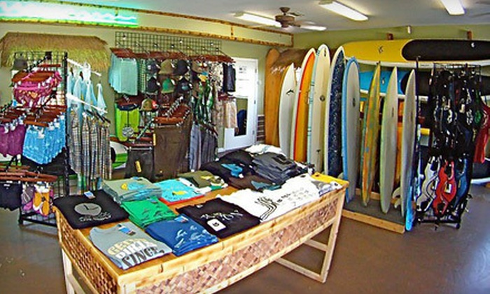 Epic Boardsports - Cocoa Beach: Beach Apparel and Accessories or Surfboards at Epic Boardsports in Cocoa Beach (Up to 55% Off)
