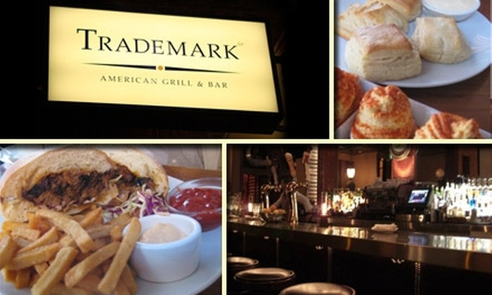 Trademark - San Francisco: $20 for $50 Worth of High-End American Fare at Trademark