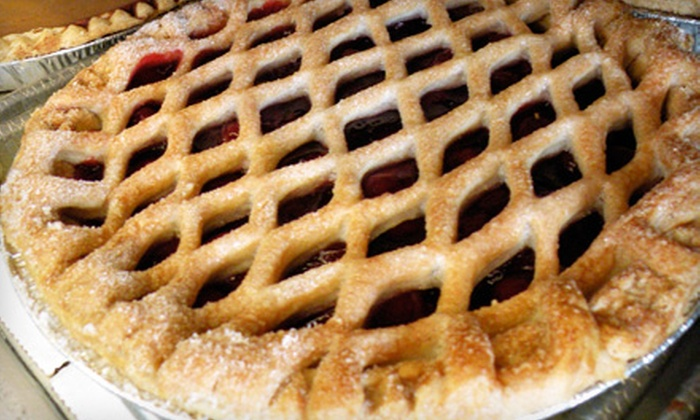 Mazzetti's Bakery - Pacifica: $9 for Two Homemade Pies at Mazzetti's Bakery in Pacifica ($19.90 Value)