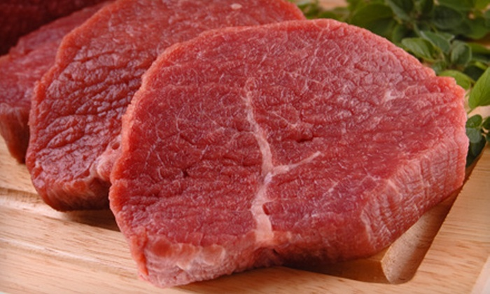 Manhattan Gourmet Foods: $25 for $50 Worth of Home-Delivered Poultry, Beef, and Seafood from Manhattan Gourmet Foods