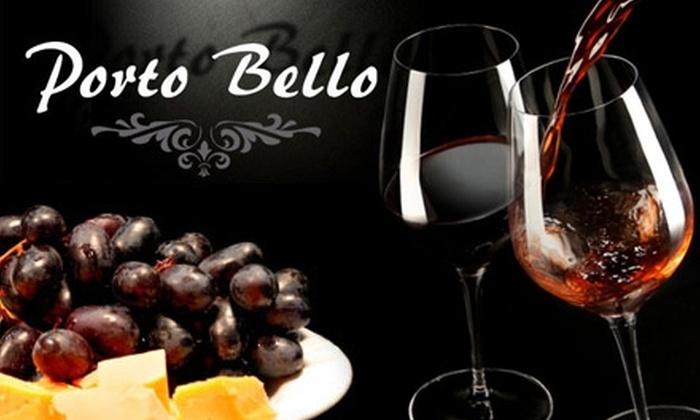 Porto Bello - Suwanee: $25 for $50 Worth of Italian Fare and Drinks at Porto Bello in Suwanee