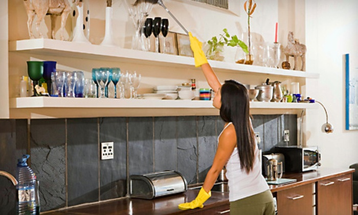 The Personal Concierge - Downtown Indianapolis: $70 for Three Hours of Deluxe House Cleaning from The Personal Concierge ($143 Value)