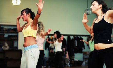 5-Pack Zumba Class Pass (a $50 value) - Valley Sports Center in Canton