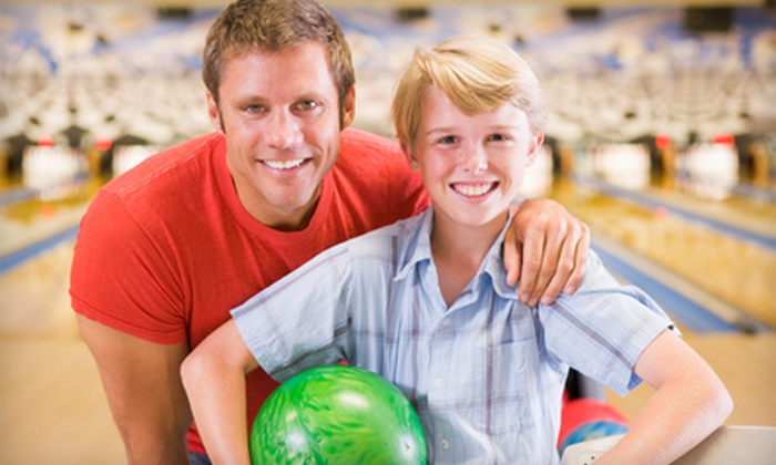 Bowl-a-Roll Lanes - Rochester: $27 for Bowling Package for up to Six People at Bowl-a-Roll Lanes (Up to a $61 Value)