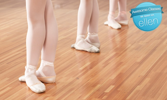 Chrissy's Dance Academy - Northwest Side: Three, Five, or Seven Drop-In Children's Dance Classes at Chrissy's Dance Academy