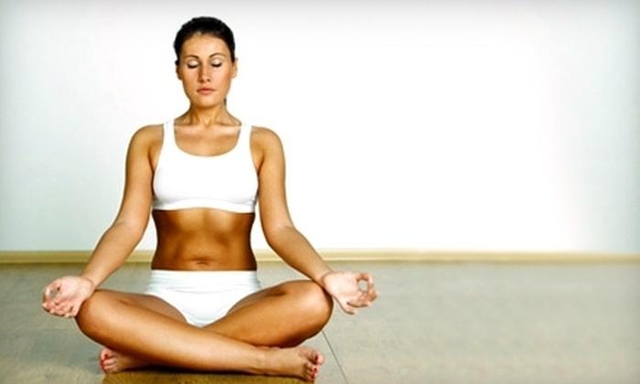 Bikram Yoga Agoura Hills - Whizin's Row: $29 for 10 Yoga Classes at Bikram Yoga Agoura Hills