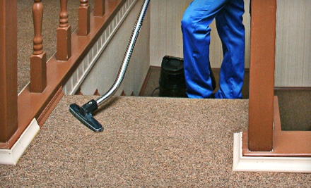Carpet Cleaning for 3 Rooms of Up to 750 Square Feet in Total Size (a $75 value) - RJs Carpet Cleaning Services, LLC in