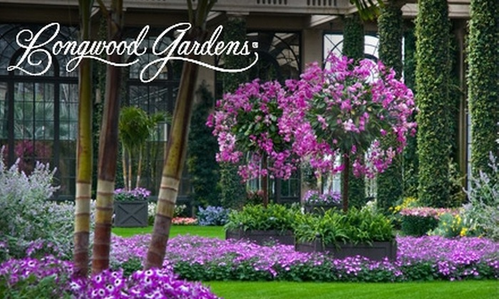 Longwood Gardens - East Marlborough: $9 for One-Day Adult Admission to Longwood Gardens in Kennett Square ($18 Value)