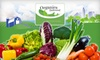 """Organics Delivered Limited (National): $30 for Two """"Best of Season"""" Produce Boxes from Organics Delivered Limited ($79.90 Value)"""