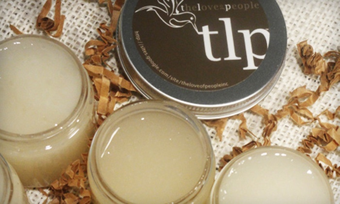 The Love of People: $17 for $35 Worth of Haircare and Skincare Products from The Love of People