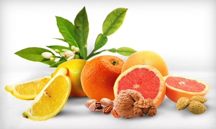Gourmet Orchards: $10 for $25 Worth of Gourmet Fruit and Nuts from Gourmet Orchards
