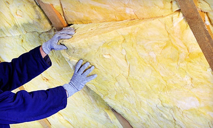 Absolute Landscape Construction - Edmonton: $99 for Attic Insulation and an Energy-Efficiency Consultation from Absolute Landscape Construction ($540 Value)
