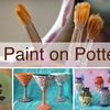 Half Off at Paint On Pottery