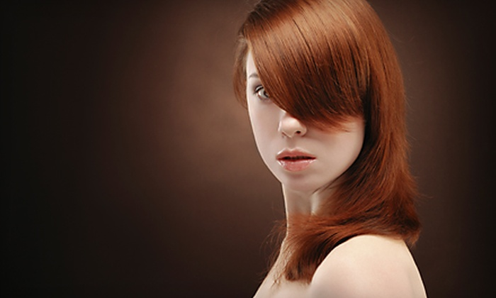 Salon Fusion - Inver Grove Heights: $115 for a Brazilian Blowout Zero Treatment at Salon Fusion in Inver Grove Heights ($250 Value)