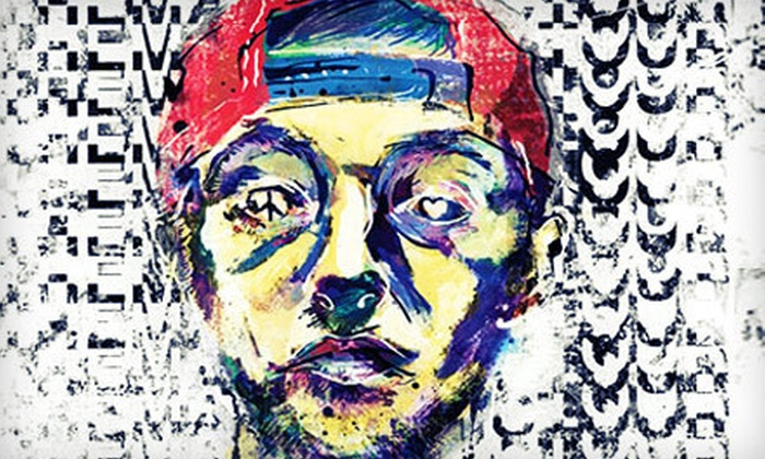 Mac Miller - Bath: One Ticket to See Mac Miller and The Cool Kids in Fairborn on April 14 at 7 p.m. (Up to $40.10 Value)