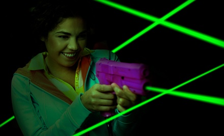 Unlimited Laser-Tag for 1 Person  - The Woods Laser Tag in Ocoee