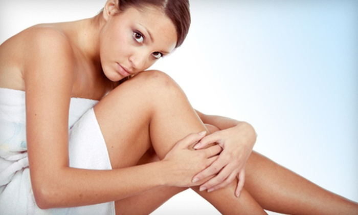 Laser Center of Milford - Hill: $99 for Two Laser Spider-Vein-Removal Treatments at Laser Center of Milford in New Haven ($300 Value)