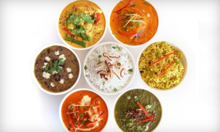 Himalayan Restaurant - Multiple Locations: $10 for $20 Worth of Nepalese Fare at Himalayan Restaurant