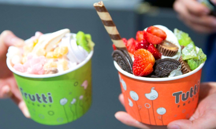the background of tutti frutti frozen yogurt marketing essay This pin was discovered by sassy lady discover (and save) your own pins on pinterest.