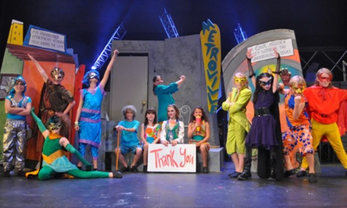 Austin Children's Theater - Windsor Park: Youth Theater Workshop at Austin Children's Theater (Up to 58% Off). Five Options Available.