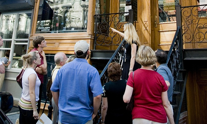 Lower East Side Tenement Museum - Lower East Side: Historical Walking Tour for One, Two, Four, or Six from Lower East Side Tenement Museum (Up to 50% Off)