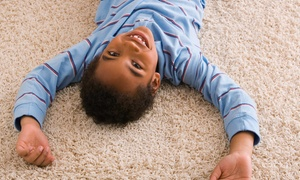 C&C Carpet Care: $99 for Carpet Cleaning for Five Rooms and a Hallway from C&C Carpet Care ($225 Value)