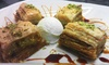 Turkish Meze - Mamaroneck: Dinner with Salad or Appetizer, Side, and Dessert for Two or Four at Turkish Meze (Up to 47% Off)