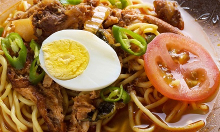 Malaysian Food for Dine-In or Carryout at Island Malaysian Cuisine (Up to 45% Off)