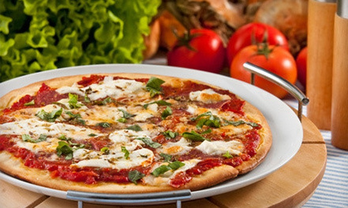 Cafe Roma - Lower Garden District: $12 for $25 Worth of Italian Food and Drinks at Cafe Roma