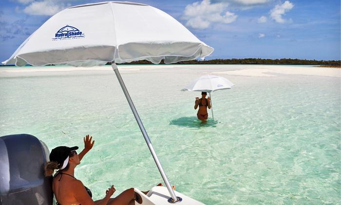Hydra Shade Boat Umbrella Groupon Goods