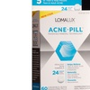 Loma Lux Laboratories Patented Mineral Technology Acne Pill