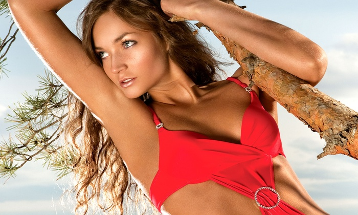 Club Soleil Tanning Company - Multiple Locations: Tanning Services at Club Soleil Tanning Company (Up to 67% Off). Five Options Available.