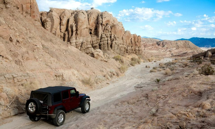 Borrego Jeep/Photo Adventures - Anza-Borrego State Park: Two-Hour Jeep Tour for Two or Four at Borrego Jeep/Photo Adventures (Up to 60% Off)
