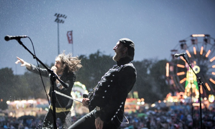 Riot Fest & Carnival - Douglas Park: Groupon Exclusive: Riot Fest w/ System of a Down, Modest Mouse, The Prodigy, Snoop Dogg, and More on Sept 11–13