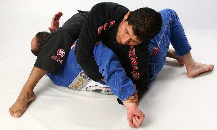 Dimitri Chrisos Jiu Jitsu Academy - Chantilly: Up to 62% Off Unlimited Jiu-Jitsu Classes at Dimitri Chrisos Jiu Jitsu Academy