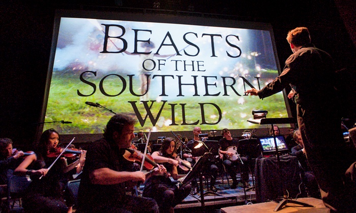"""Beasts of the Southern Wild Live with Wordless Music Orchestra and Lost Bayou Ramblers - Symphony Space: """"Beasts of the Southern Wild"""" Live at Peter Jay Sharp Theatre at Symphony Space on January 23 or 24 (Up to 41% Off)"""