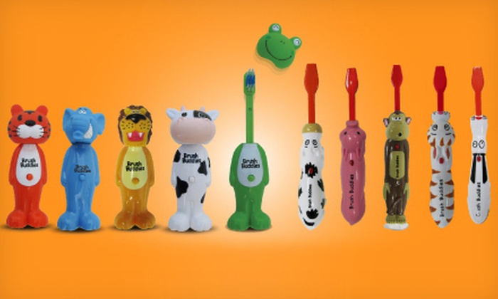 Brush Buddies: $15 for $30 Worth of Dental Gifts from Brush Buddies