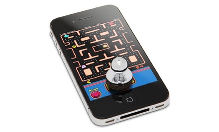 Smartphone Arcade-Game Joysticks in 1-, 2-, or 4-Packs from $6.99–$16.99