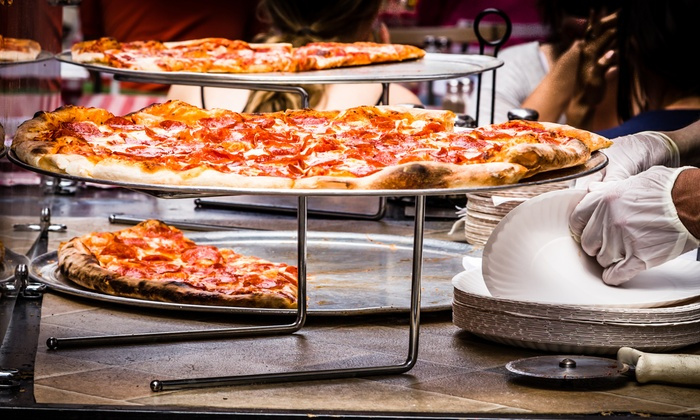 Yankee Pizza - East Village: $15 for $25 Worth of Food at Yankee Pizza
